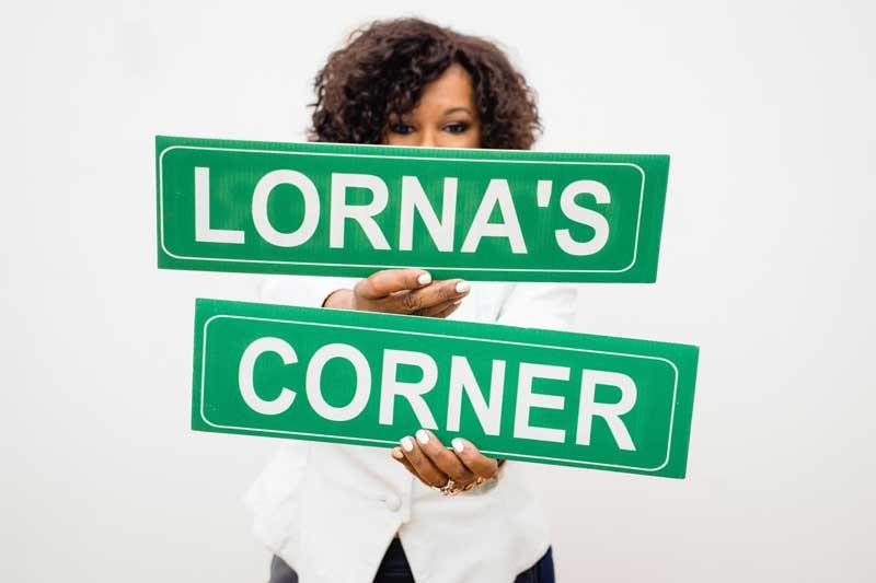 Lorna's Corner
